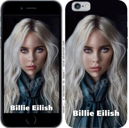 Чехол на телефон Billie Eilish iPhone-6